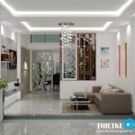 Mẫu thiết kế nội thất hiện đại – NT 03