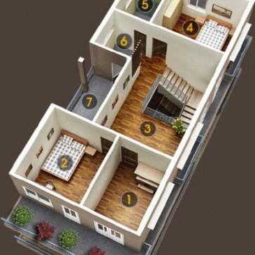 Tư vấn xây nhà diện tích nhỏ