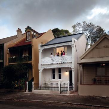 Kiến trúc nhà phố độc đáo